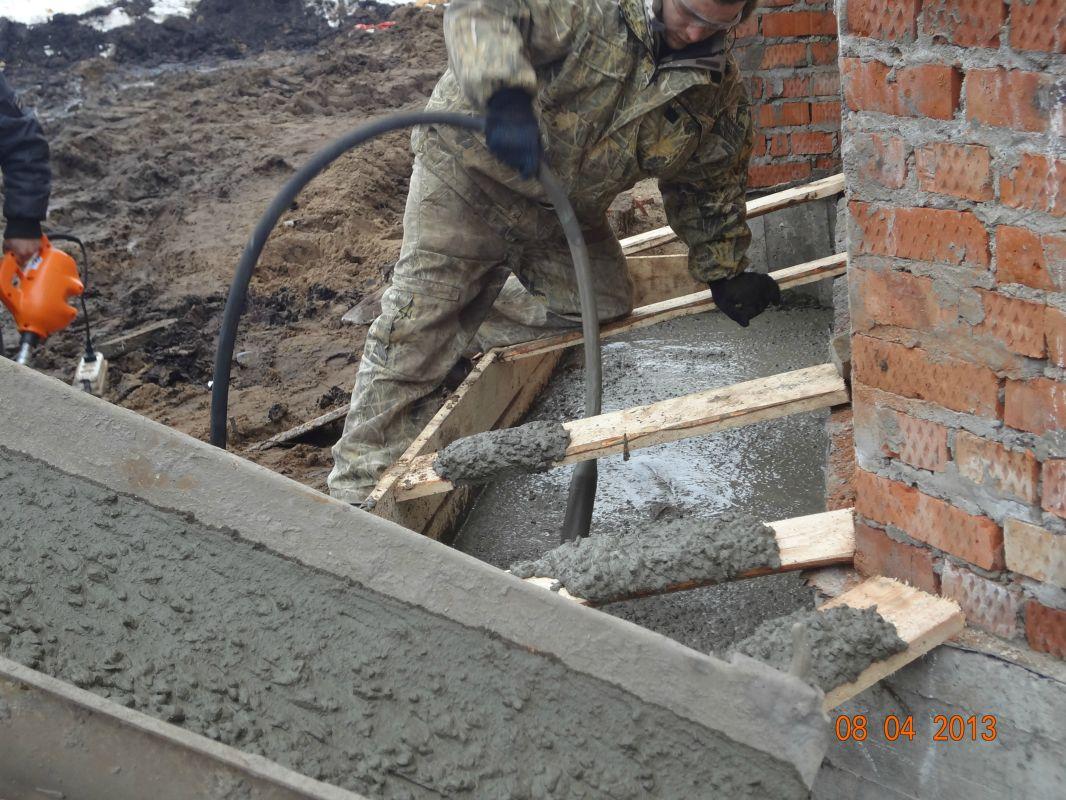 Как усилить фундамент кирпичного дома своими руками 18